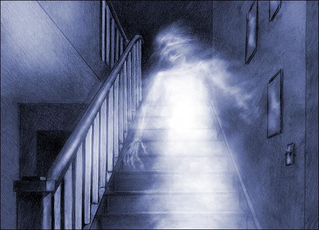 Στοιχειωμένο το σπίτι τους από ένα poltergeist;