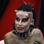 Μία πραγματικά αληθινή γυναίκα-vampire