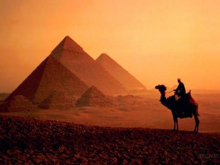 Θαμμένες αιγυπτιακές πυραμίδες ανακαλύφθηκαν από δορυφόρους