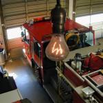Λάμπα φωτός λειτουργεί από το… 1901!