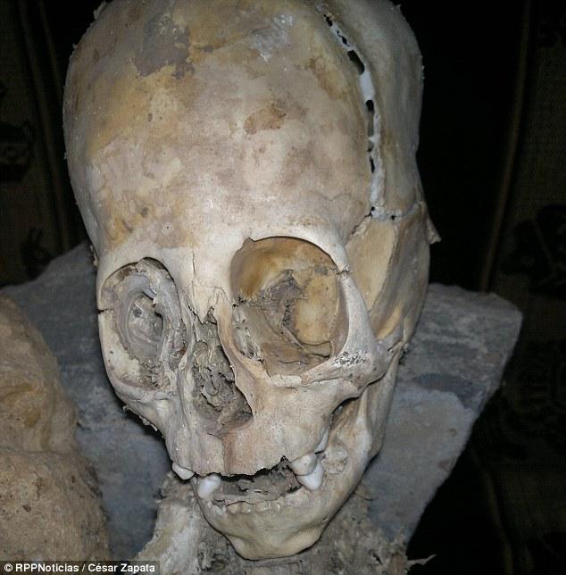 Βρέθηκε… εξωγήινο κρανίο στο Περού;!