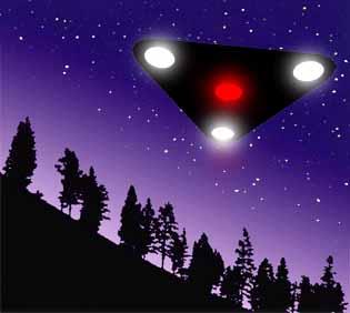 «Στρατιωτικά αεροσκάφη καταδίωκαν ένα UFO»
