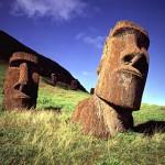Νησί του Πάσχα: τελικά τα αγάλματα έχουν και σώματα!