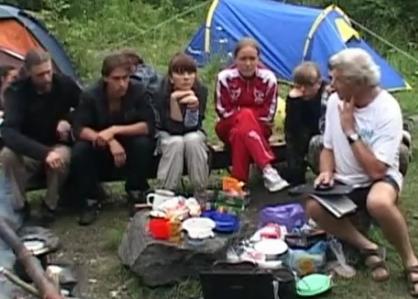 Κατασκηνωτές αναζητούν UFO στη λίμνη Βαϊκάλη της Ρωσίας