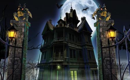 Αποτέλεσμα εικόνας για Το στοιχειωμένο σπίτι