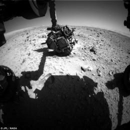 Το Curiosity της NASA εντόπισε UFΟ στον Άρη; (video)