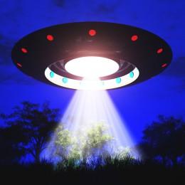 UFO πάνω από ποδοσφαιρικό γήπεδο της Αργεντινής (video)