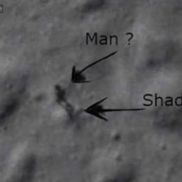 Φωτογραφίθηκε εξωγήινος στην επιφάνεια της Σελήνης;