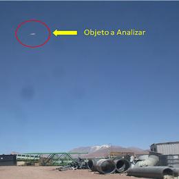 Κυβέρνηση Χιλής: «Το UFO δεν ήταν ανθρώπινη κατασκευή»